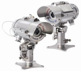 Quasar 900 open path gas detector