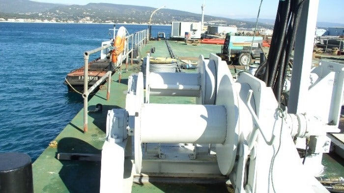marine solutions equipment
