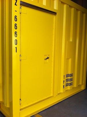 SMFAB doors