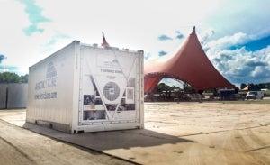 TITAN at Roskilde Festival