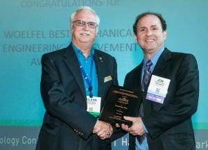 Versabar wins award at OTC 2015