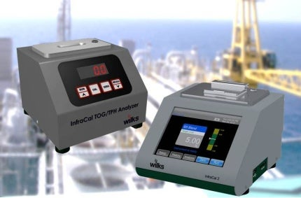 produced water oil content measurement
