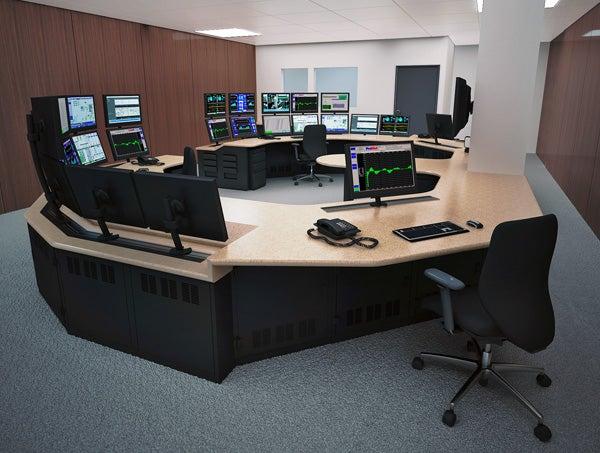 Custom control rooms