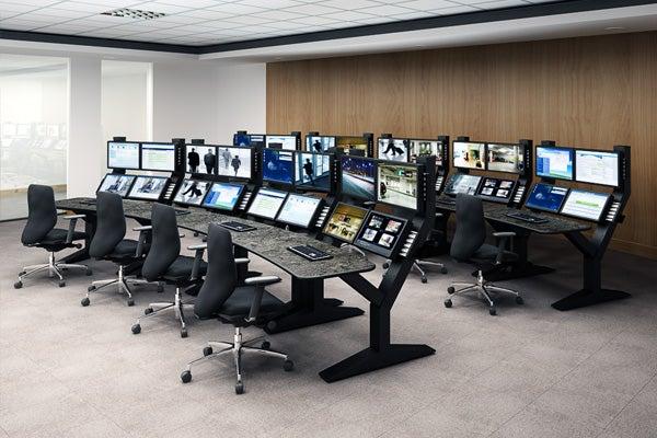 Envision command consoles