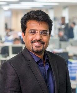 Rahul Gujar, national sales manager, India
