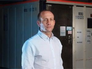 Reftrade managing director Greg Spence